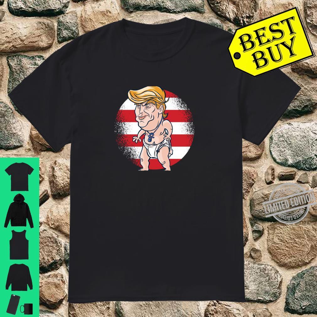 Baby Donald Trump Shirt