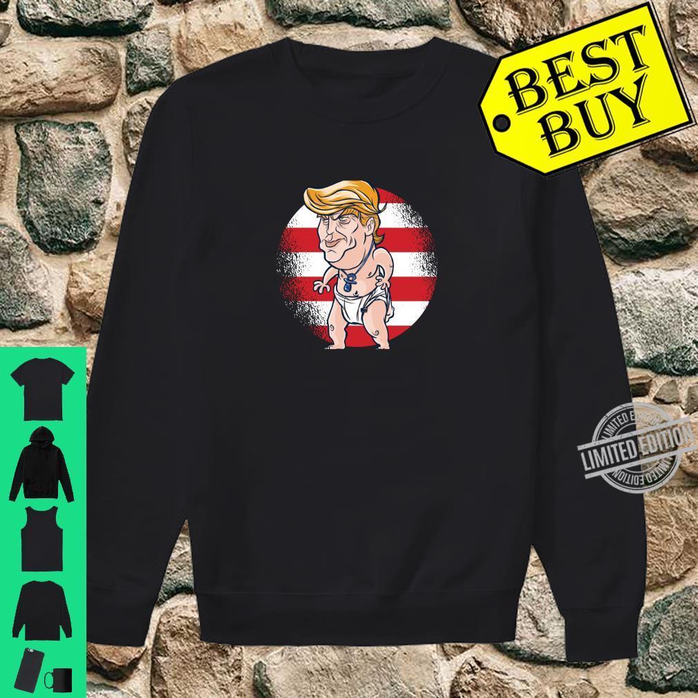 Baby Donald Trump Shirt sweater