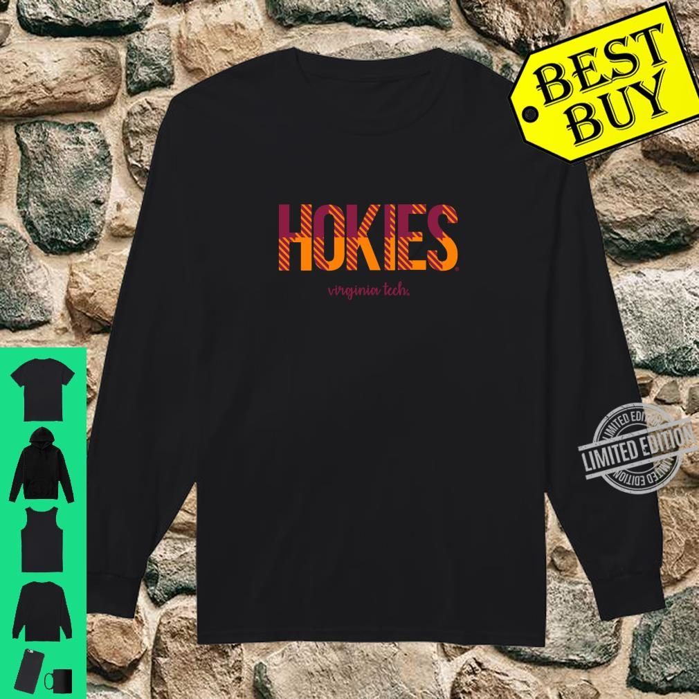 Virginia Tech Hokies VT NCAA's Cozy RYLVAT10 Shirt long sleeved