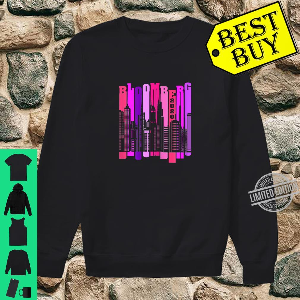 Womens Bloomberg 2020 For President Elections New York Shirt sweater